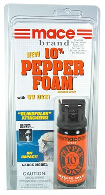 Revolutionary MACE 10% PEPPER FOAM:#80245 LARGE MODEL PEPPER FOAM