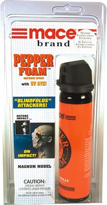 Revolutionary MACE 10% PEPPER FOAM:#80246 MAGNUM MODEL PEPPER FOAM