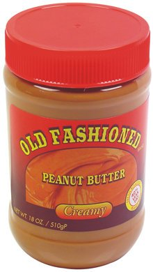 DIVERSION SAFE PEANUTBUTTER:DS-PEANUTBUTTER