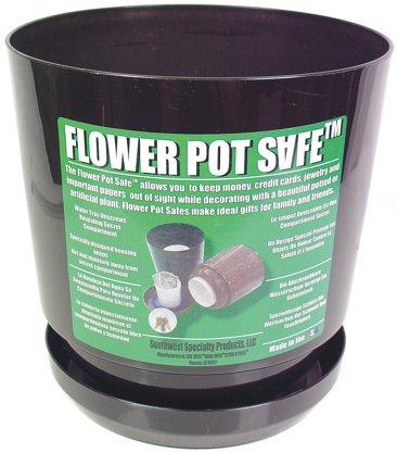 DIVERSION SAFE FLOWERPOT: DS-FLOWERPOT
