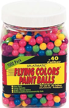 Paintballs:1000 pack #PB-1000