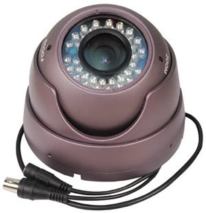 Color� DC-540WC-DN Vandal-Resistent IR Day/Night Color Dome Camera