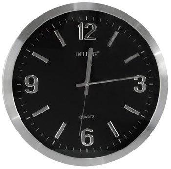 Designer Wall Clock Hidden Camera With DVR-HC-WALLC5-DVR