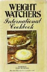 Weight Watchers International Cook Book by Jean Nidetch 1977 - 750 Recipes