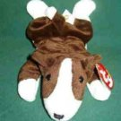 Original Bruno Ty Beanie Baby ~ Mint w/Tag Birthdate 9/9/97