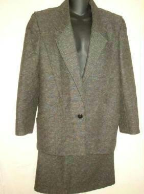 Winlit Career Jacket and Skirt Suit Ladies ~ Junior Size 11/12