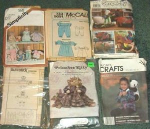 McCalls - Sewing Patterns