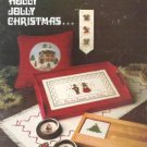 Holly Jolly Christmas Cross Stitch and Needlepoint Booklet by Susan Bates