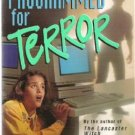 Programmed for Terror by Carol H Behrman 0874067111