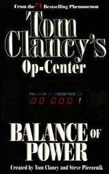 Op-center Balance of Power by Tom Clancy Lk New 0425165566
