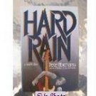 Hard Rain by Peter Abrahams ~ Hardcover -Like New Mystery 0525245812