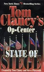 Op Center State of Siege by Tom Clancy Paperback 0425168220