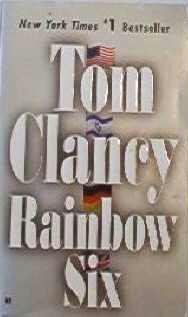 Rainbow Six by Tom Clancy ~ As New ~ 0425170349