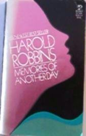 Memories of Another Day by Harold Robbins ~ Adventure Novel 0671824295