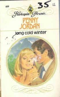 Long Cold Winter by Penny Jordan Harlequin Romance Book 0373104898