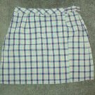 Gap Mini Skirt with Buckle ~ Ladies Teens Size 4 - As New - Cute