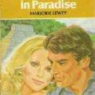 Prisoner in Paradise By Marjorie Lewty - 1981 Harlequin Romance 0373023820
