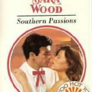Southern Passions Too Hot to Handle - S Wood Lk New - Harlequin Presents Number 1715 - 0373117159