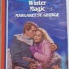 Winter Magic Margaret St. George Number 42 Harlequin American Romance 0373161425