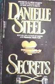 Secrets by Danielle Steel Romance Novel 0440176484
