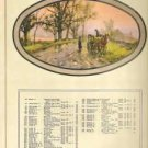 Revery Reverie Vintage Sheet Music Ed Schuett In Color