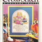 Cross Stitch and Country Crafts Magazine 32 Projects March/April 1989 Sampler Petite Cross Stitch
