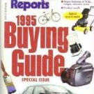 Consumer Reports Buying Guide 1995 Special Issue Lk New 0890438021