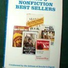 Readers Digest 1976 Non Fiction: Plain Speaking, Woman Said Yes, Kitchen Sink Papers, Invest Money