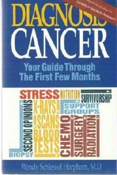 New Book: Diagnosis Cancer 1st Few Months Guide by Wendy Schlessel Harpham 0393308928