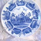 Upper Canada Village Collectors Plate by A Meakin of England