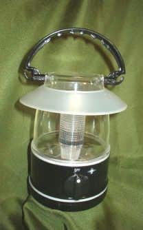 NIB Lil Lantern ~ Small but Brilliant Emergency Light - Gr8 Camping or Indoor Use