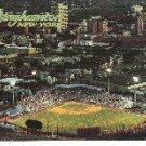 Aerial View Binghamton N Y Municipal Stadium Home of Binghamton Mets Unused Postcard