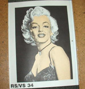 Marilyn Monroe 8 x 10 Poster Picture ~ Ready to be Framed - New
