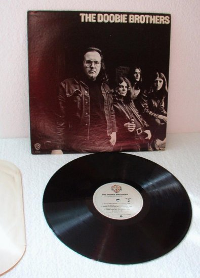 1971 lp The Doobie Brothers by Doobie Brothers in Very Good Cond One Owner