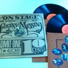 Loggins and Messina On Stage 1974 Double Record Album lp One Owner