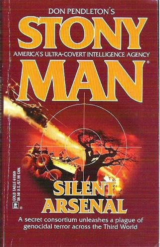 Stony Man Silent Arsenal - Don Pendleton 0373619596