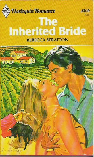 The Inherited Bride by Rebecca Stratton Harlequin 0373023995