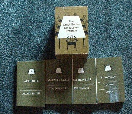 The Great Books Foundation Four Books in Set One in Original Box