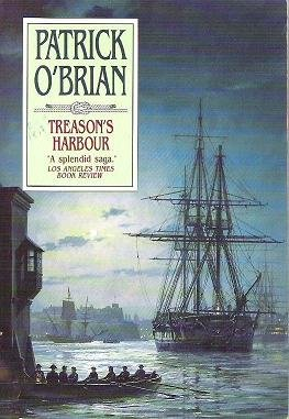 Treasons Harbour - Patrick OBrian - 1992 - 0393308634