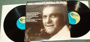 World of Hits by Eddy Arnold Double Album 1976 Polydor lp