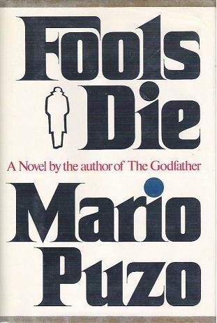 Fools Die - Mario Puzo 1978 Hardcopy 0399122443