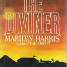 The Diviner - Marilyn Harris - Mystery Hardcopy 0399127399