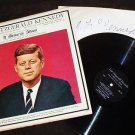 John Fitzgerald Kennedy - A Memorial lp Album Speeches Made