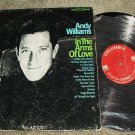 In the Arms of Love by Andy Williams lp Stereo cs 9333
