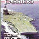 US Navy Carriers Weapons of War - 2006 Sealed dvd 1025790060