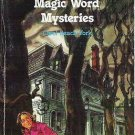 Magic Word Mysteries - Carol Beach York 1982 Solve it Yourself 0893756946