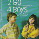 2 Young 2 Go 4 Boys - Linda Lewis Young Teen 0671695606