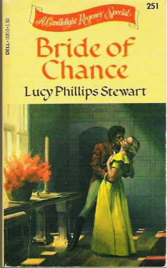 Bride of Chance - Lucy P Stewart Romance 0440108101