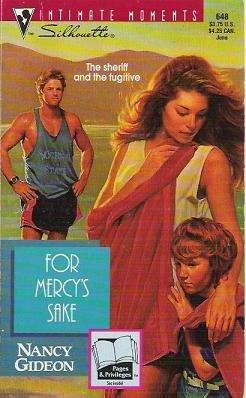 For Mercys Sake - Nancy Gideon No 648 Romance Novel 0373076487