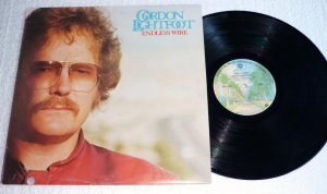Endless Wire by Gordon Lightfoot 1978 Record lp Excellent Condition One Owner